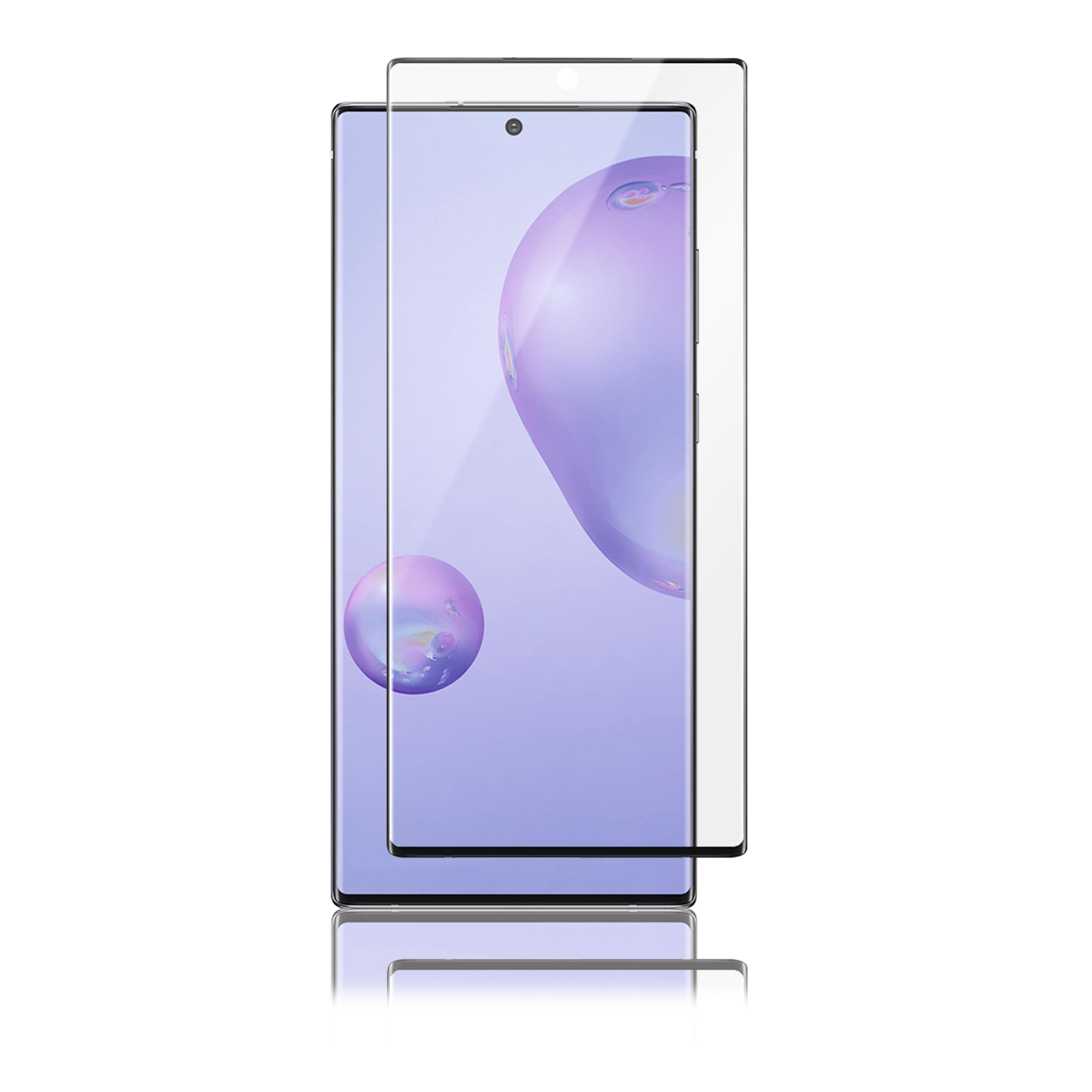 Curved Glass Samsung Galaxy Note 20 Ultra Black
