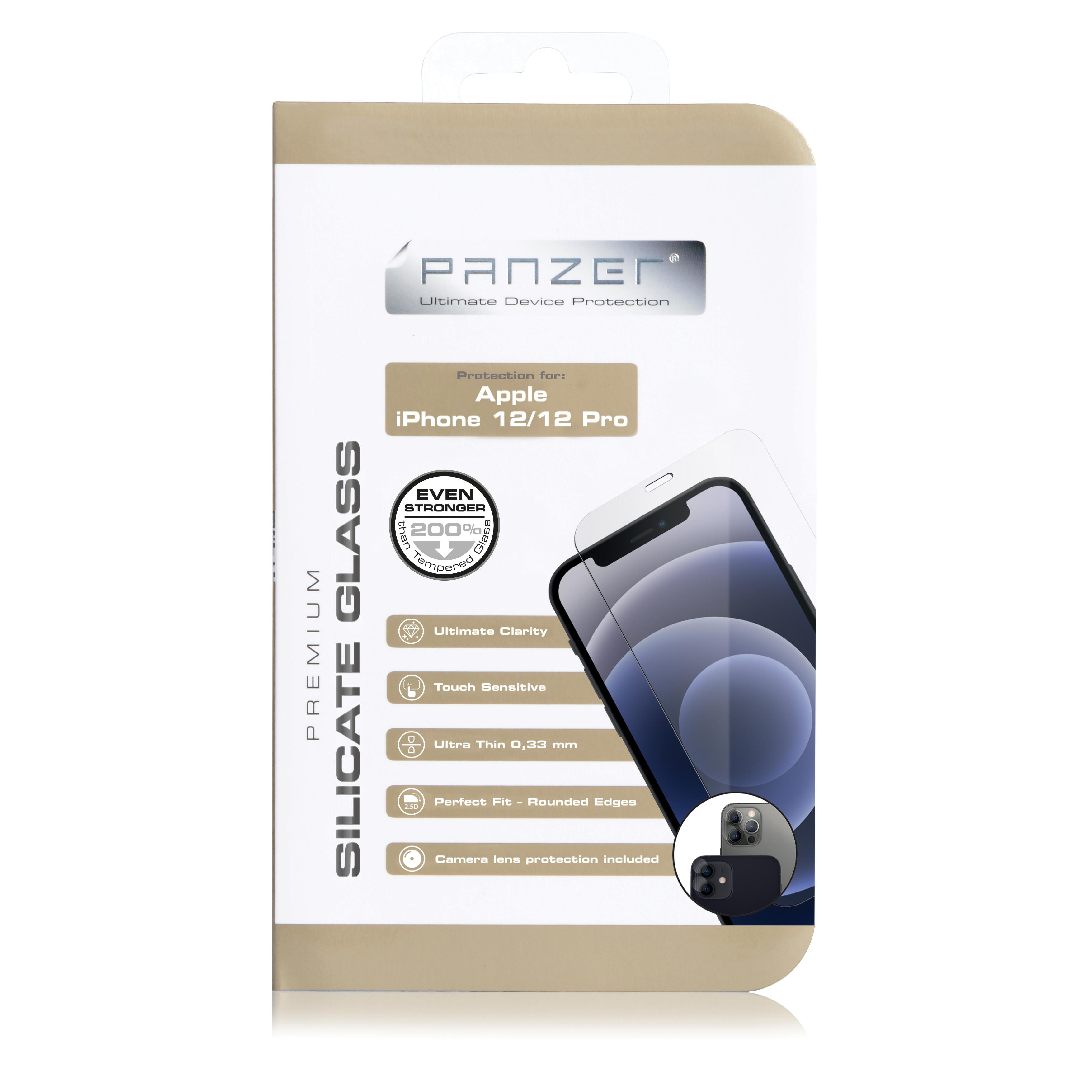 Full-Fit Glass iPhone 12/12 Pro