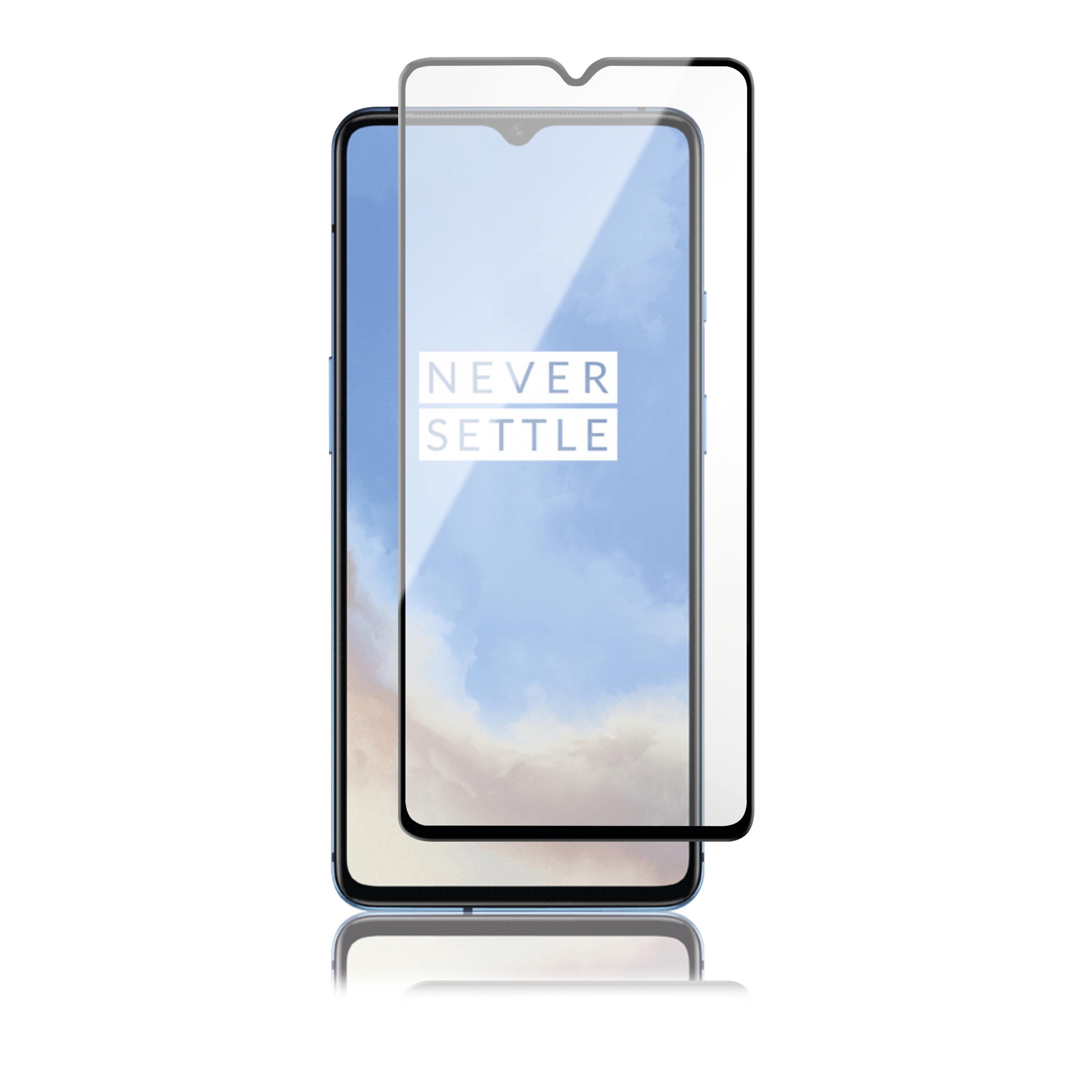 Full-Fit Glass OnePlus 7T Black