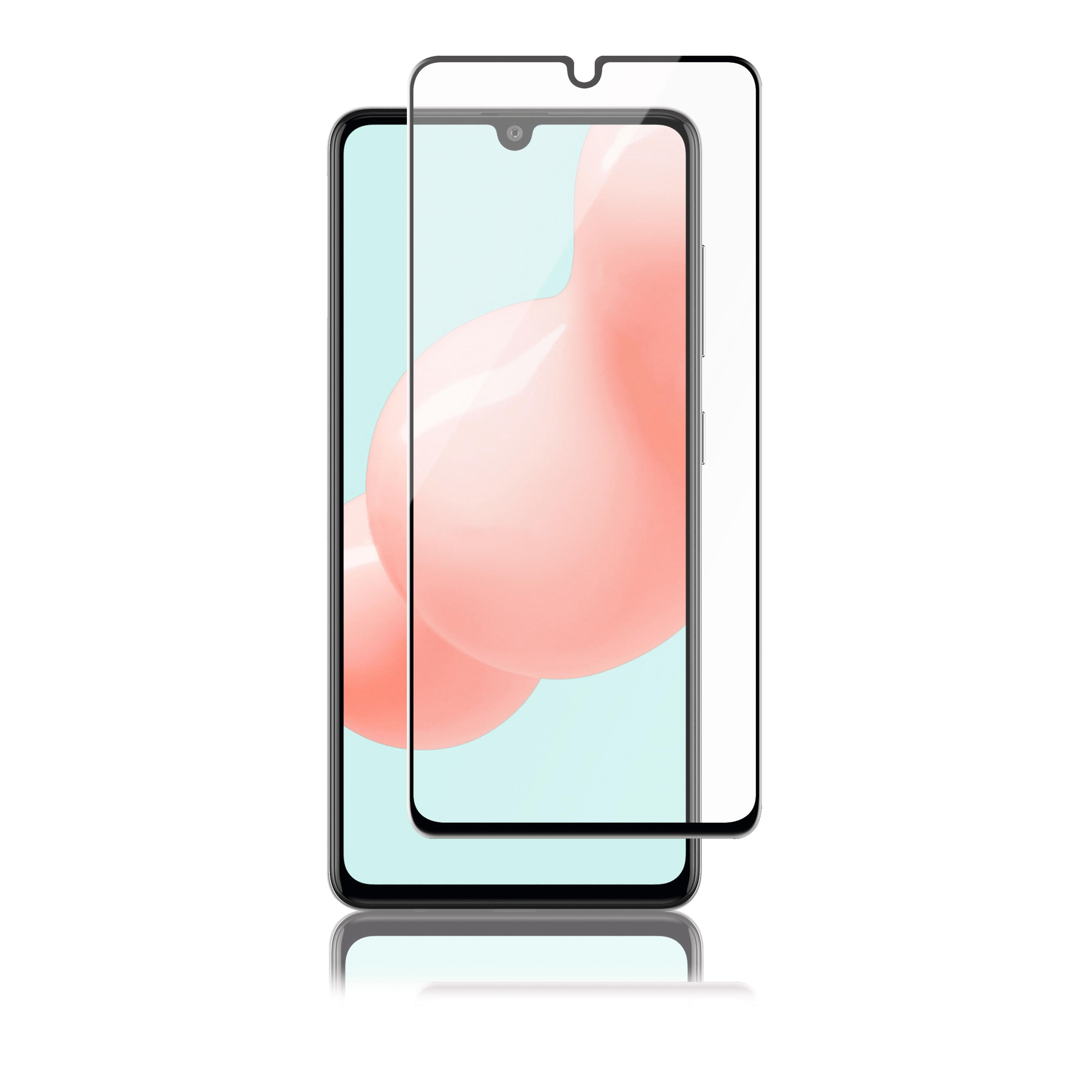 Full-Fit Glass Samsung Galaxy A41 Black