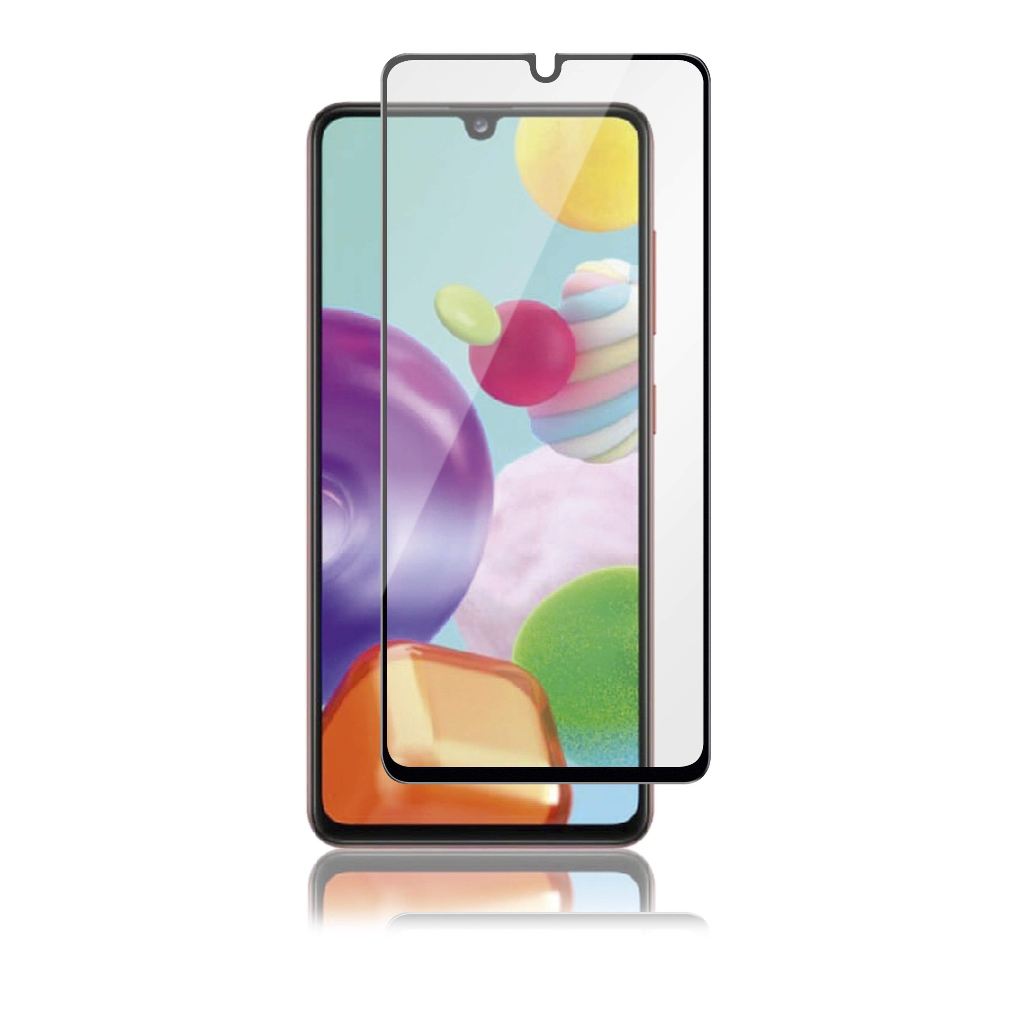 Full-Fit Glass Samsung Galaxy A42 5G Black