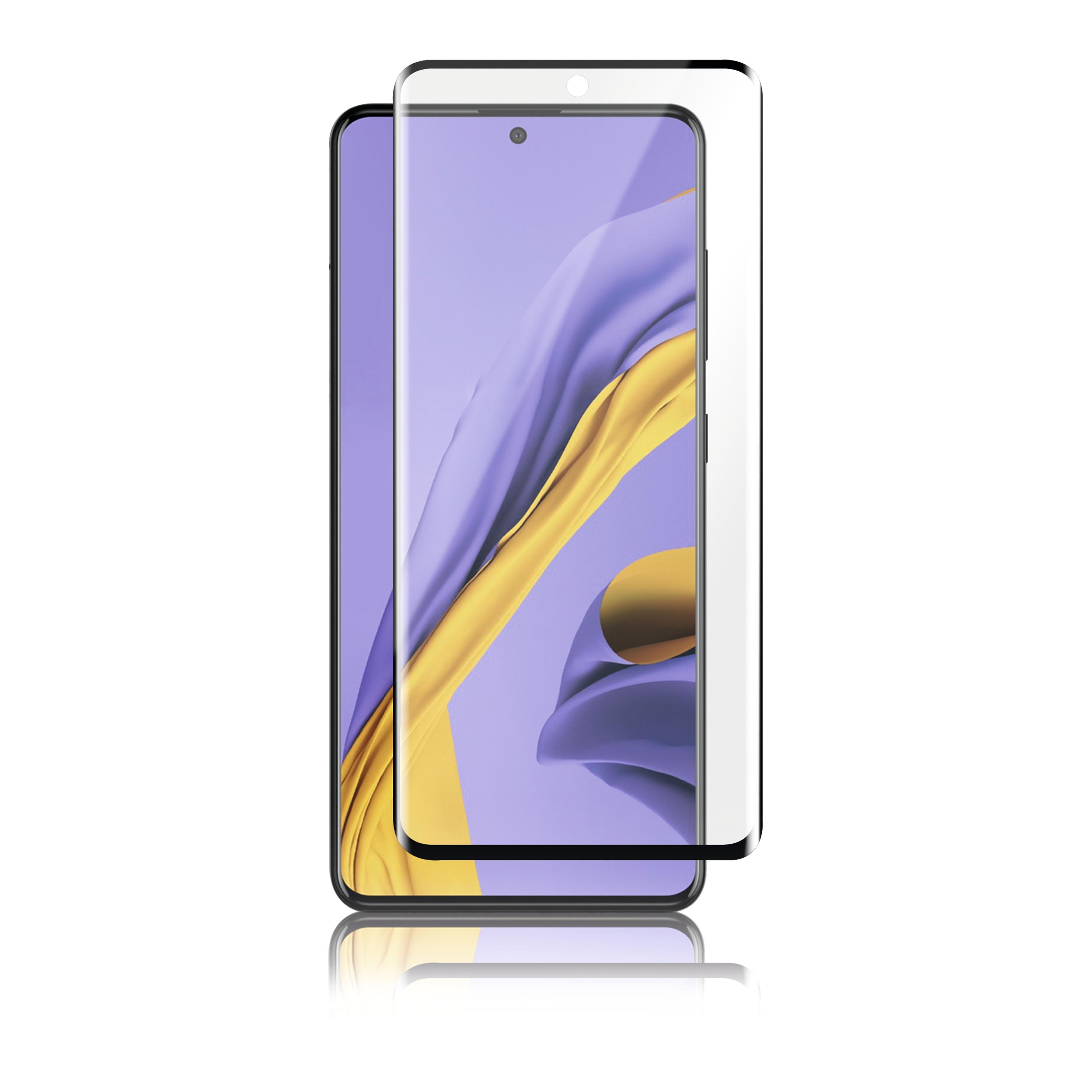 Full-Fit Glass Samsung Galaxy A51 Black