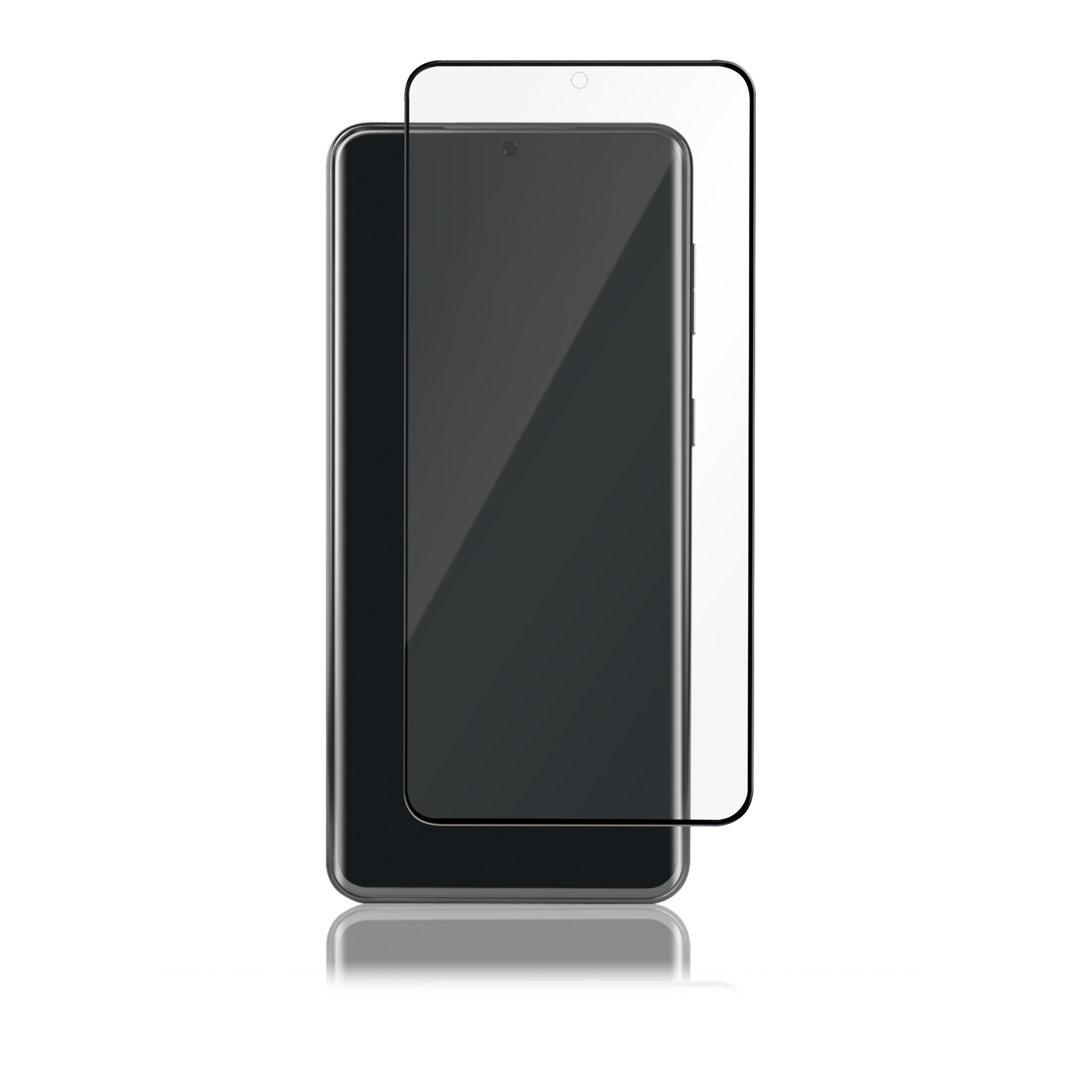 Full-Fit Glass Samsung Galaxy S21 Plus Black