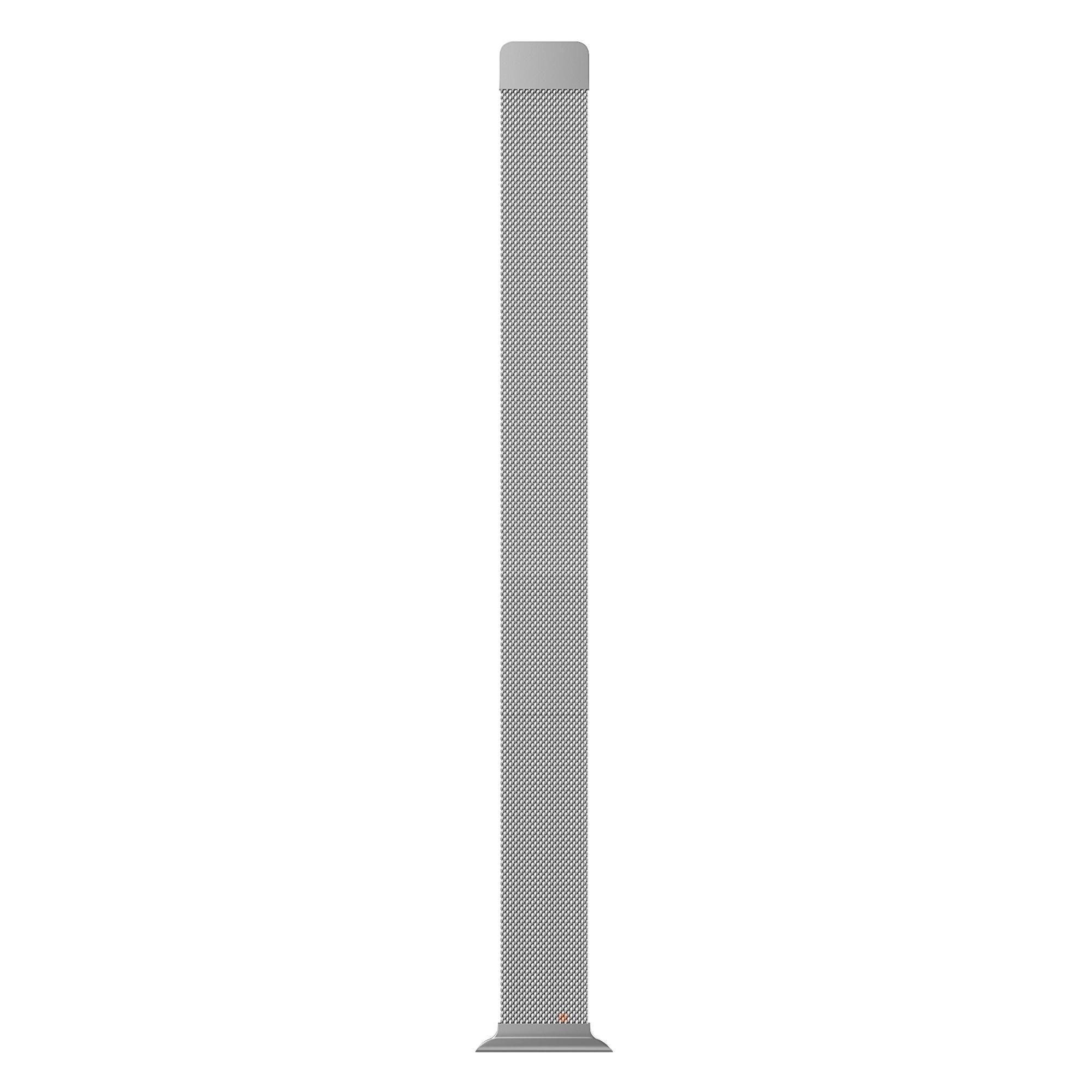 Armband Milanese Loop Apple Watch 42/44 mm silver