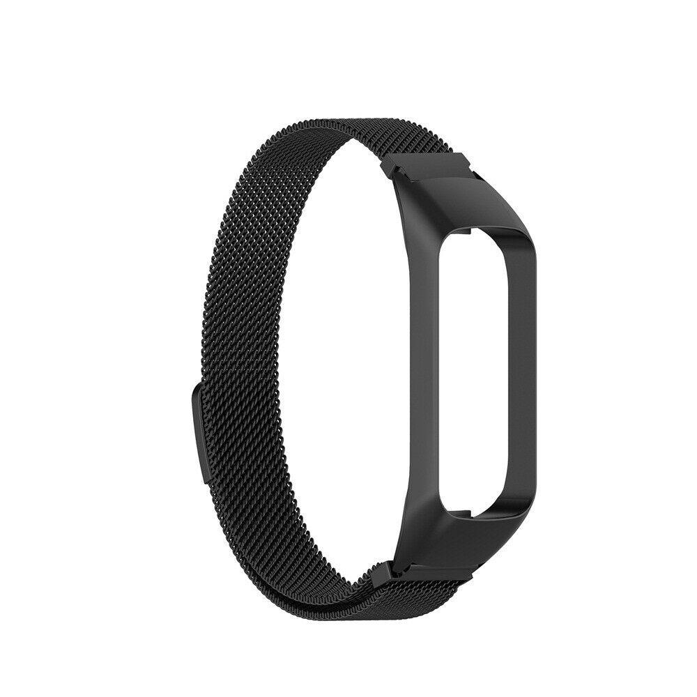 Armband Milanese Samsung Galaxy Fit E svart