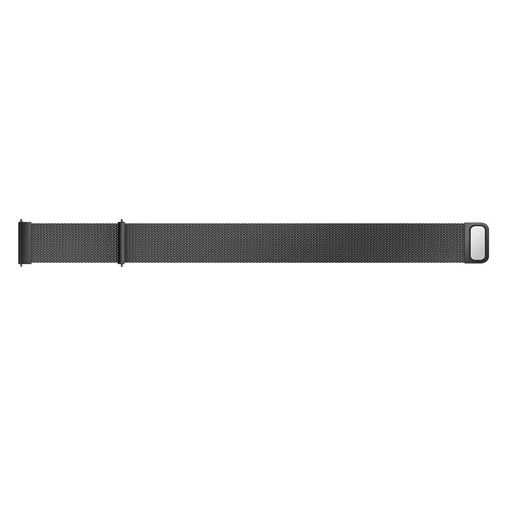 Armband Milanese Samsung Galaxy Watch 42mm svart