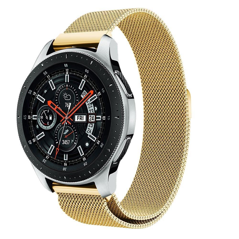 Armband Milanese Samsung Galaxy Watch 46mm guld