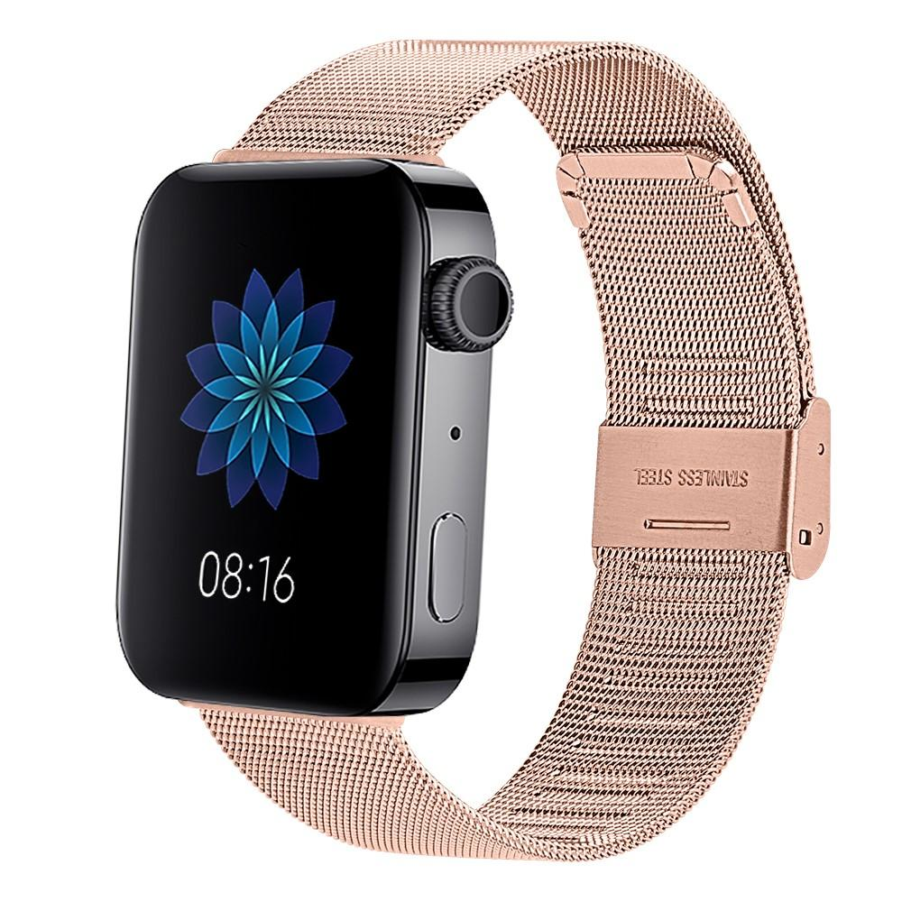 Mesh Bracelet Xiaomi Mi Watch Roséguld