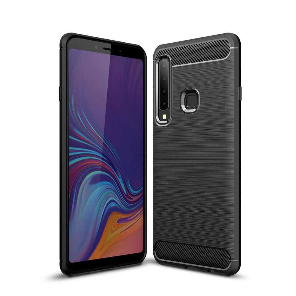 Brushed TPU Case Samsung Galaxy A9 2018 black