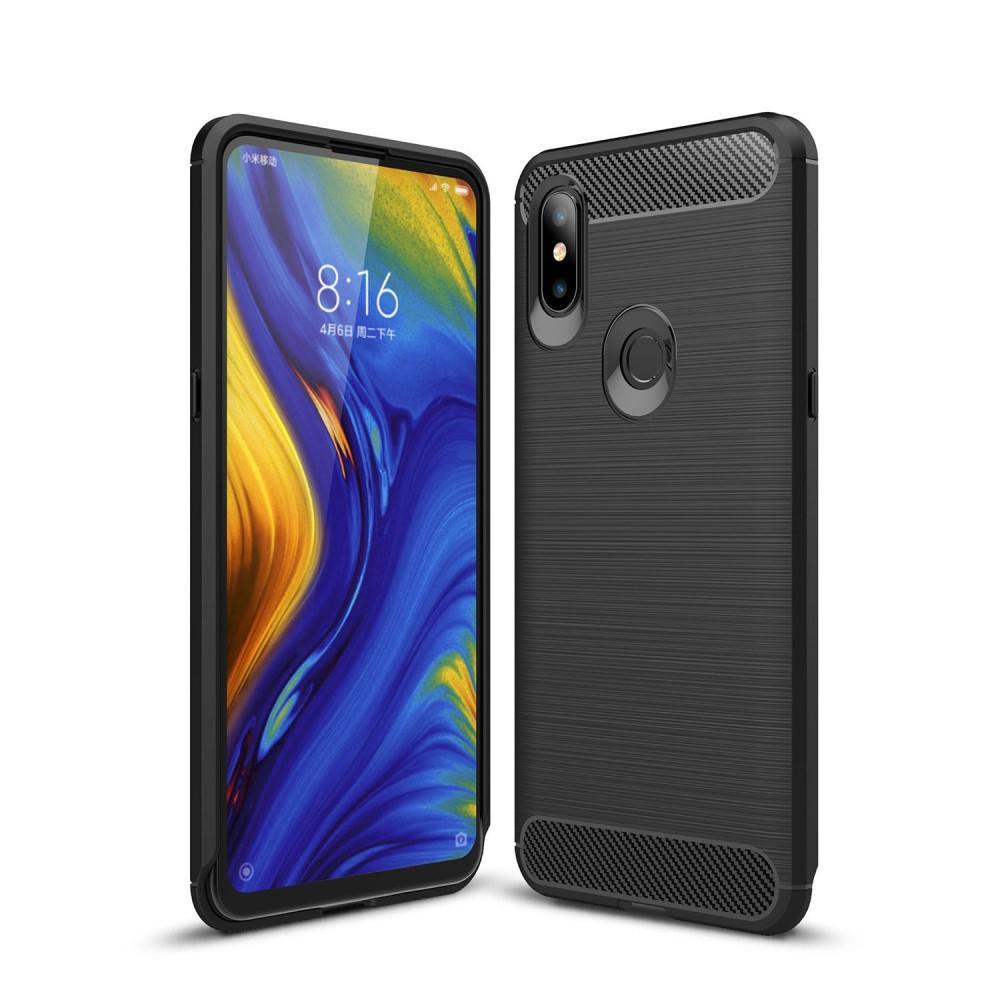 Brushed TPU Case Xiaomi Mi Mix 3 black