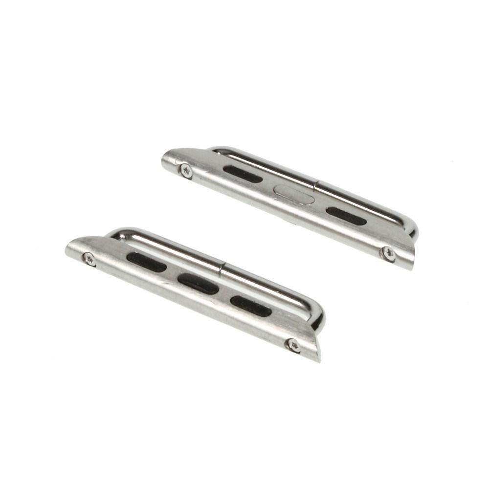 Fästen till Armband - Apple Watch 38/40 mm - silver