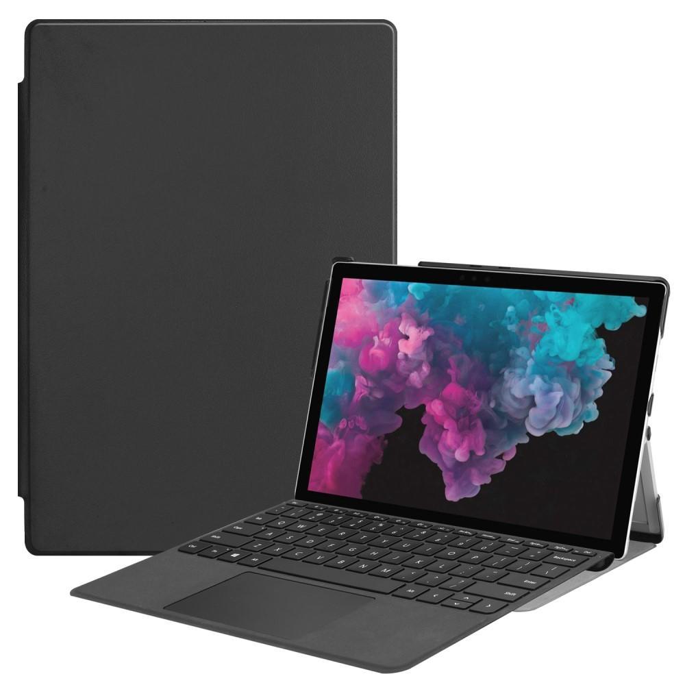 Fodral Microsoft Surface Pro 4/5/6 svart