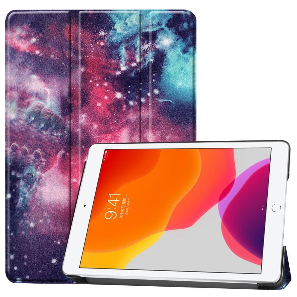 Fodral Tri-fold Apple iPad 10.2 2019/2020 - Rymd