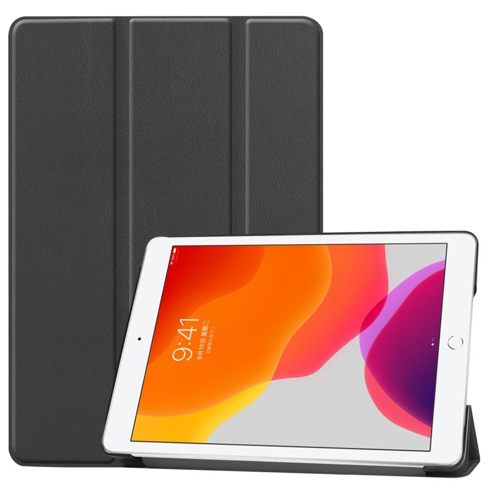 Fodral Tri-fold Apple iPad 10.2 2019/2020 svart