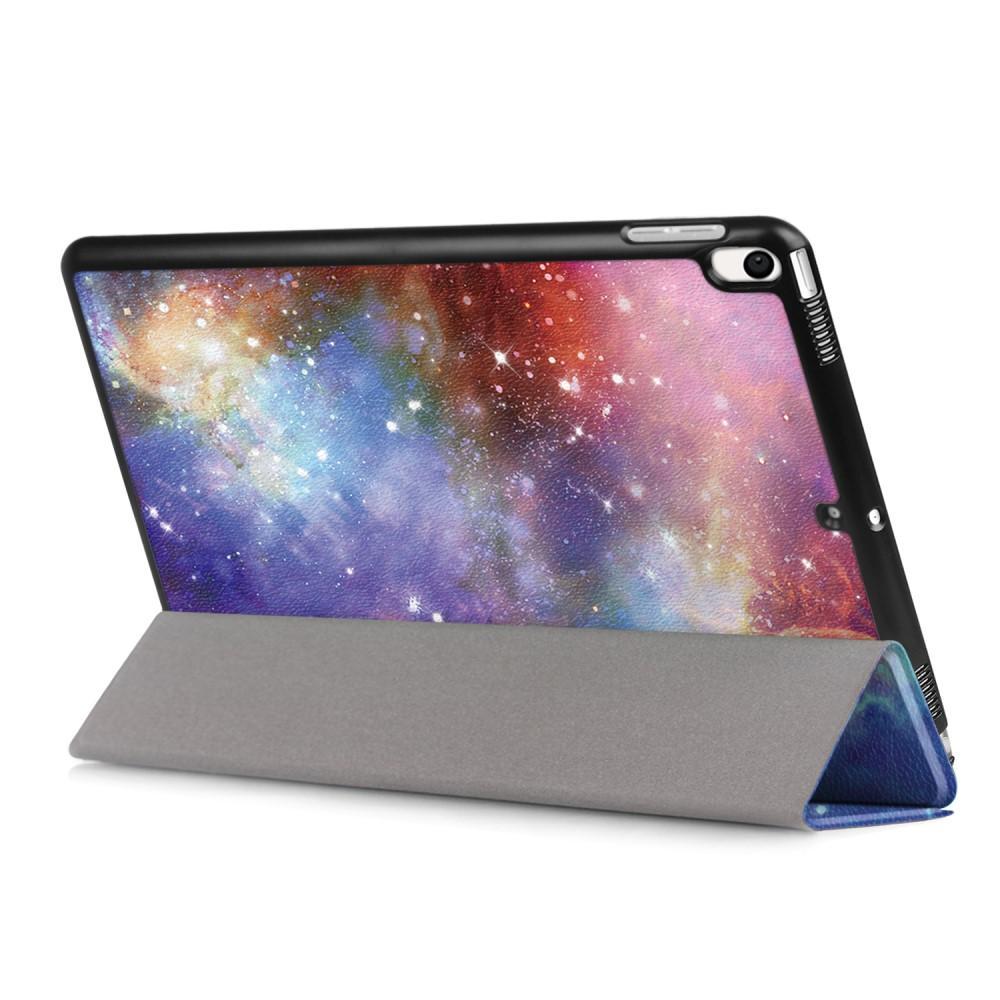 Fodral Tri-fold Apple iPad Air 3 2019 - Rymd
