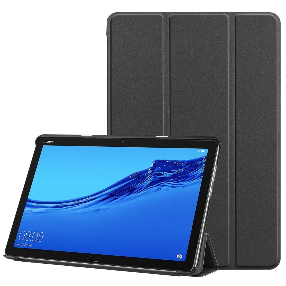Fodral Tri-fold Huawei MediaPad M5 Lite 10 svart