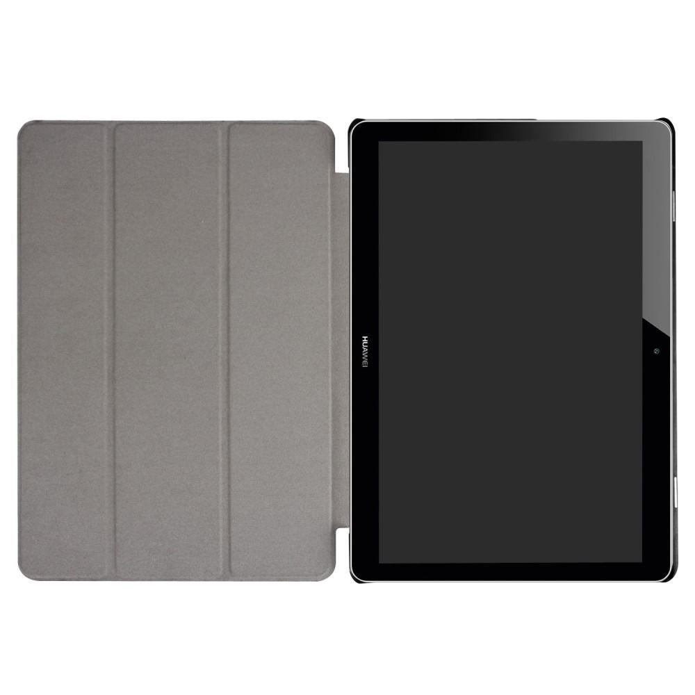 Fodral Tri-fold Huawei Mediapad T3 10 svart