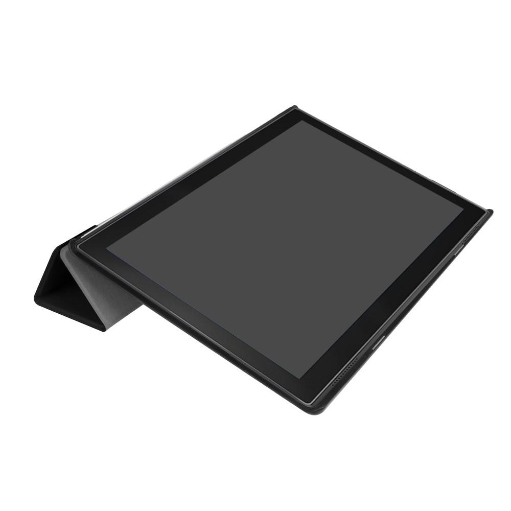 Fodral Tri-fold Lenovo Tab 4 10 svart