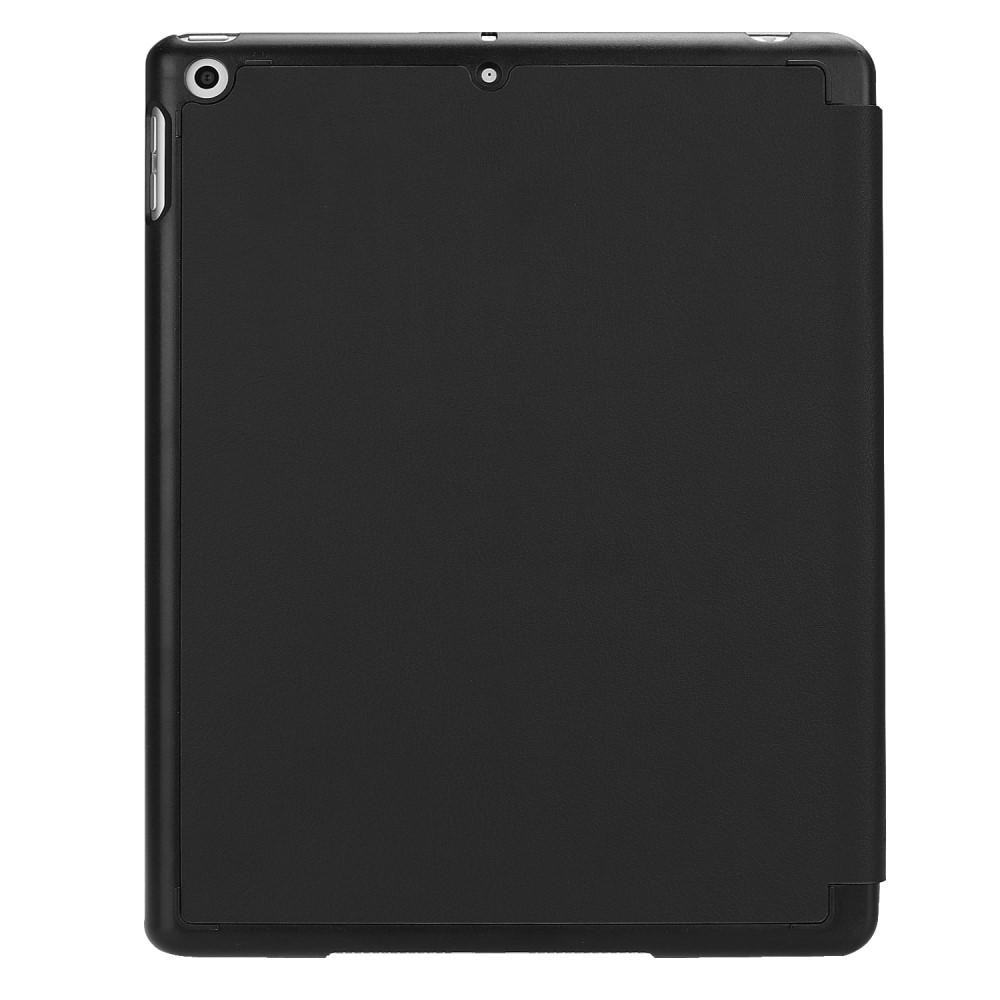 Fodral Tri-fold med Pencil-hållare iPad 9.7 svart