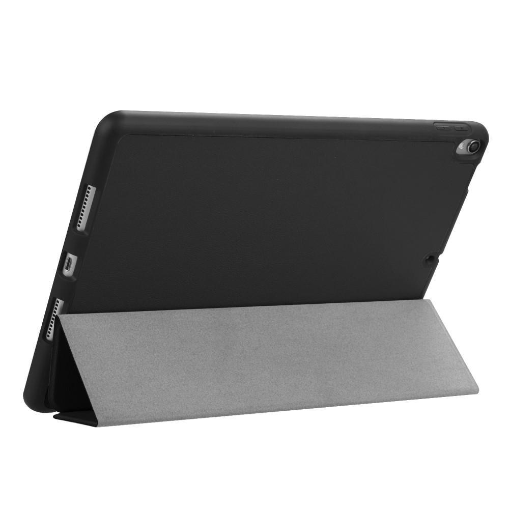 Fodral Tri-fold med Pencil-hållare iPad Pro/Air 10.5 svart