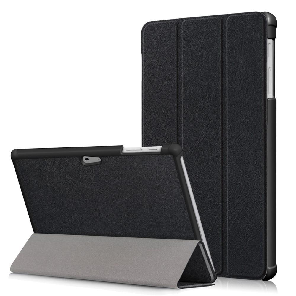 Fodral Tri-fold Microsoft Surface Go svart