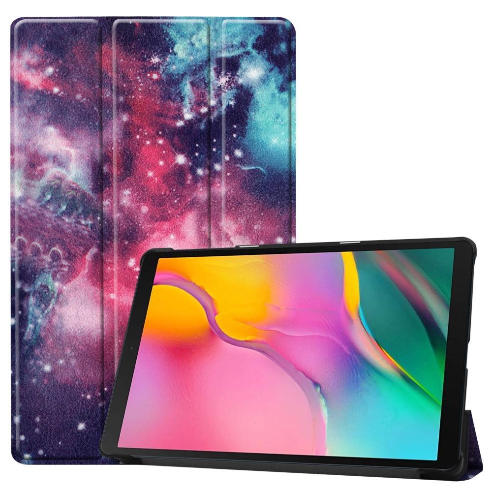 Fodral Tri-fold Galaxy Tab A 10.1 2019 - Rymd