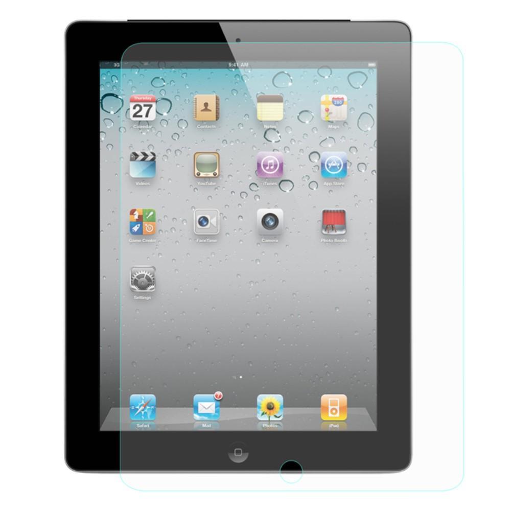 Härdat Glas 0.25mm Skärmskydd Apple iPad 2/3/4