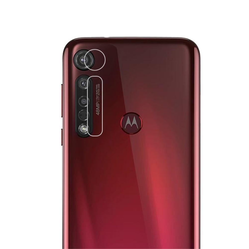 Härdat Glas 0.2mm Linsskydd Motorola Moto G8 Plus