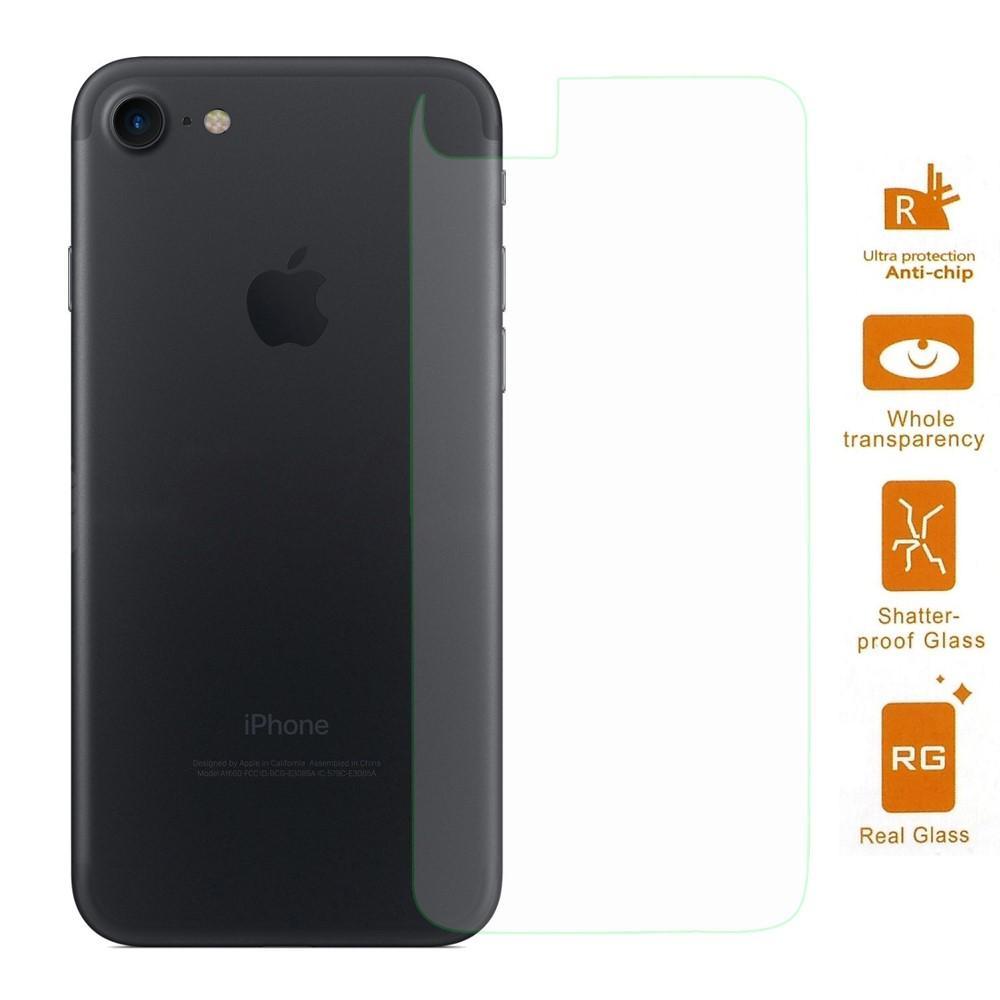Härdat Glas 0.3mm Baksida iPhone 7/8/SE 2020