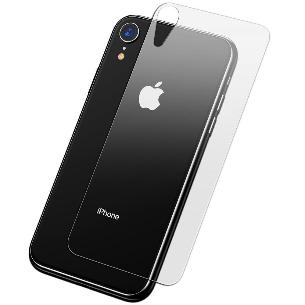 Härdat Glas 0.3mm Baksida iPhone XR