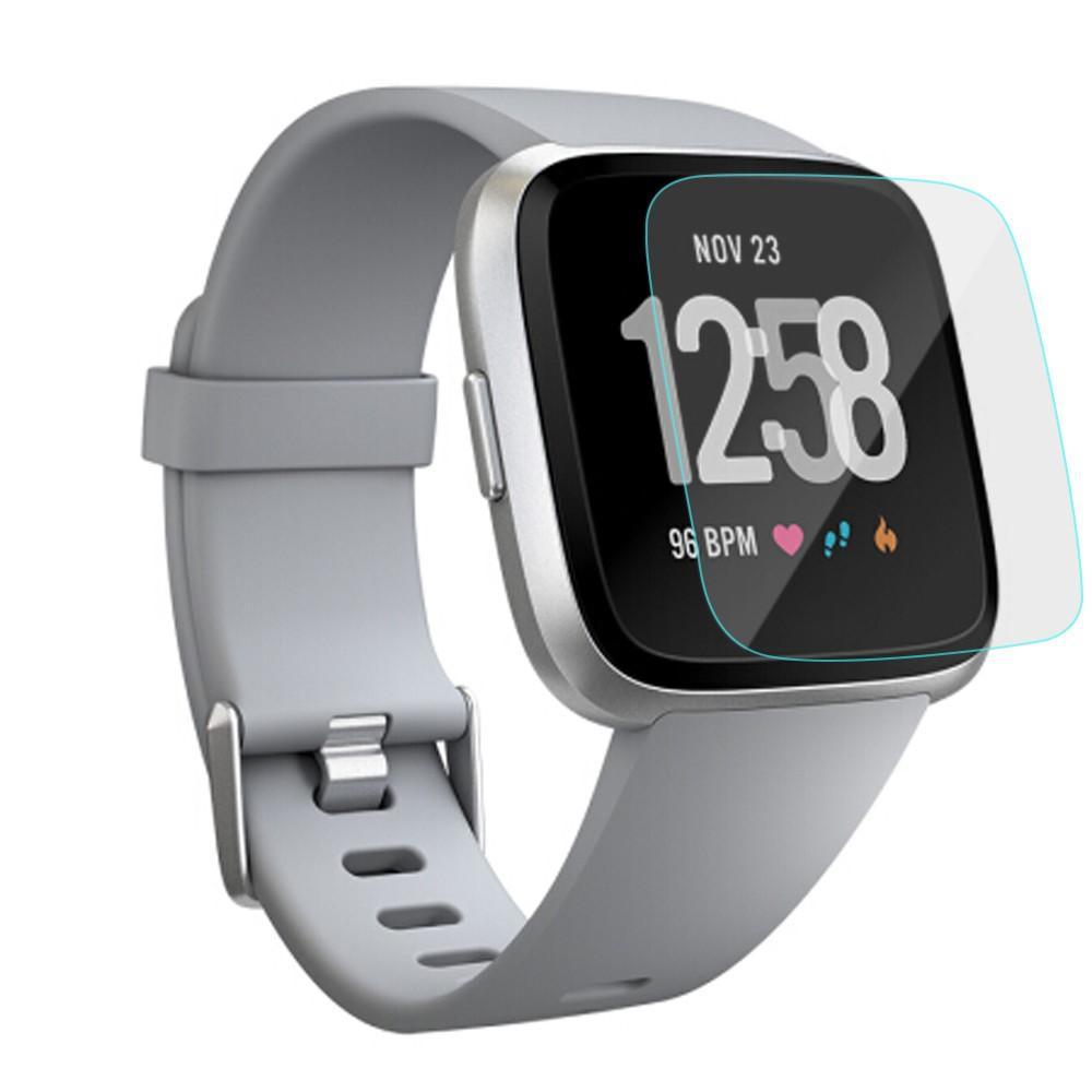 Härdat Glas 0.3mm Skärmskydd Fitbit Versa
