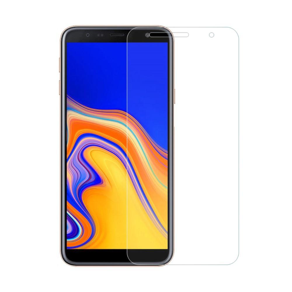 Härdat Glas 0.3mm Skärmskydd Galaxy J4 Plus 2018
