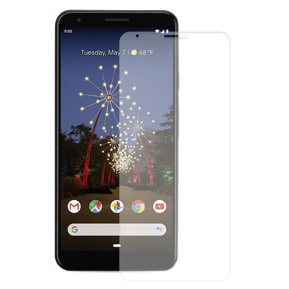 Härdat Glas 0.3mm Skärmskydd Google Pixel 3a