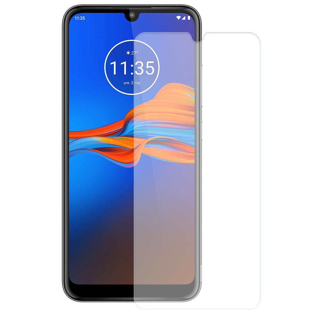 Härdat Glas 0.3mm Skärmskydd Motorola Moto E6 Plus/E6s