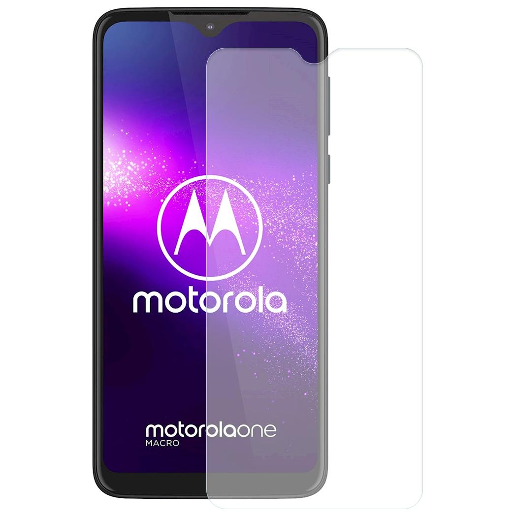 Härdat Glas 0.3mm Skärmskydd Motorola One Macro