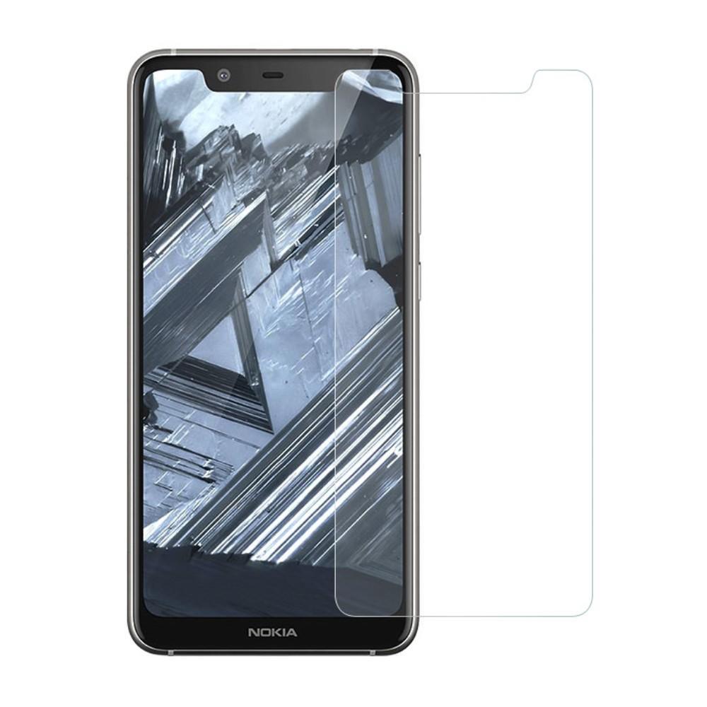 Härdat Glas 0.3mm Skärmskydd Nokia 5.1 Plus