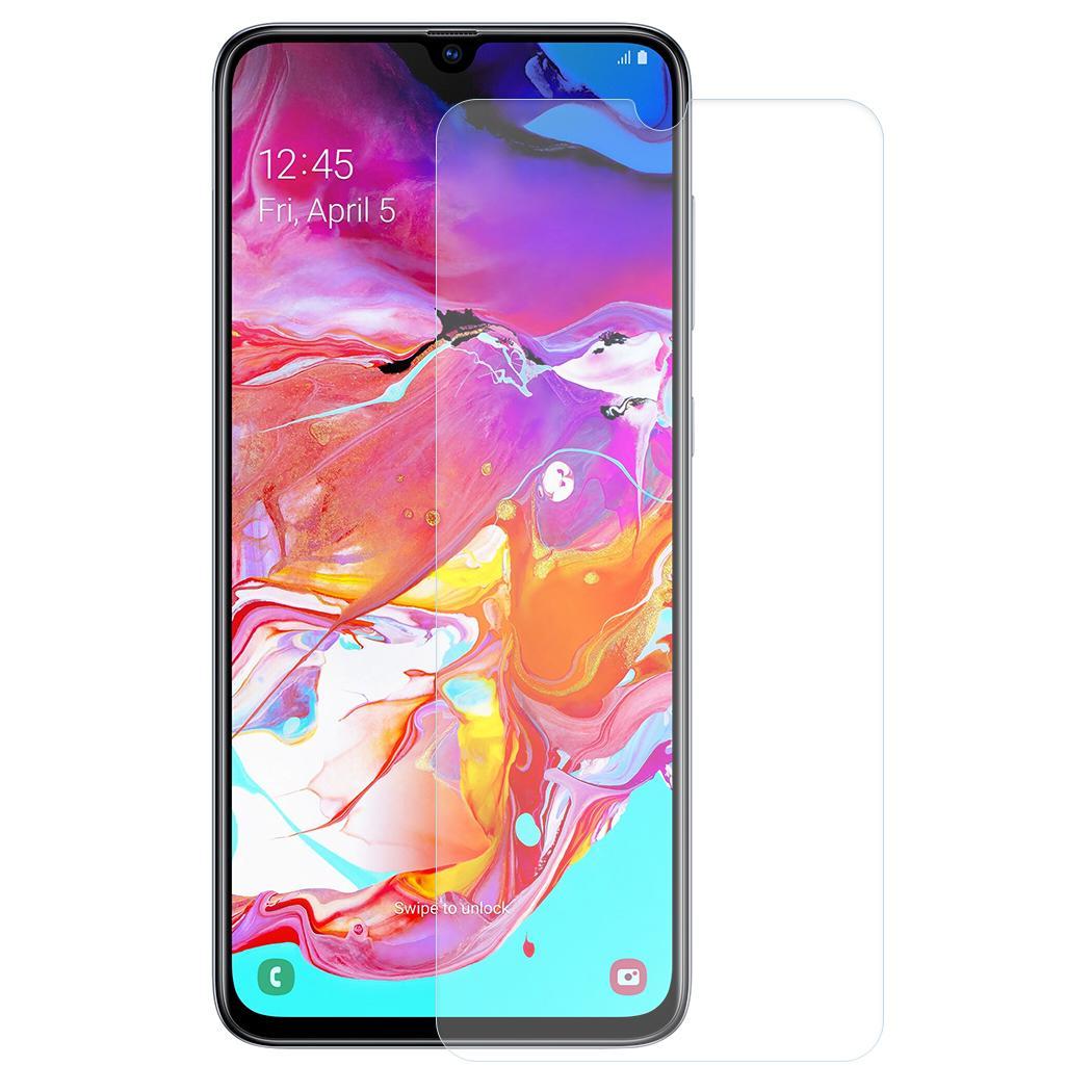 Härdat Glas 0.3mm Skärmskydd Samsung Galaxy A70