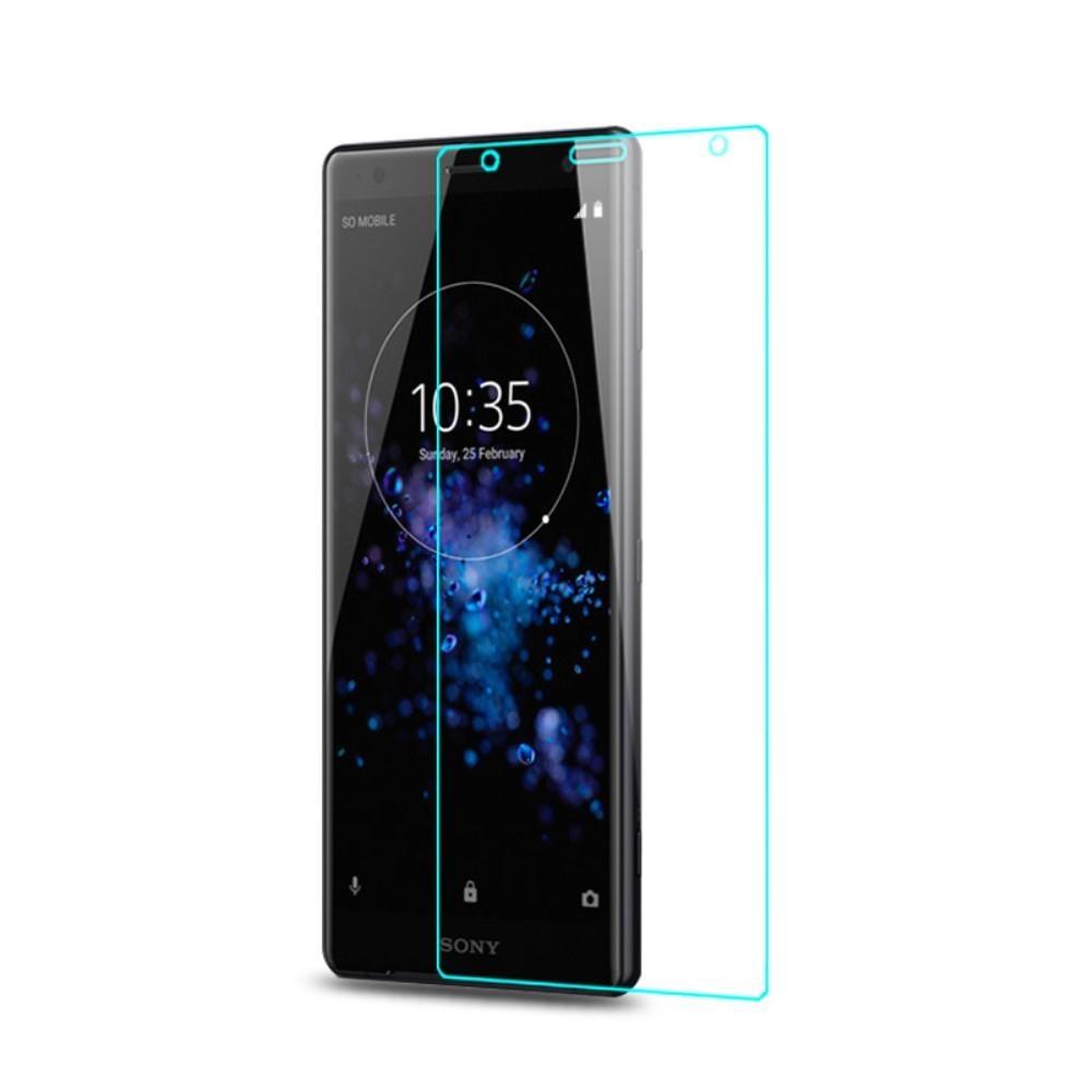 Härdat Glas 0.3mm Skärmskydd Sony Xperia XZ2