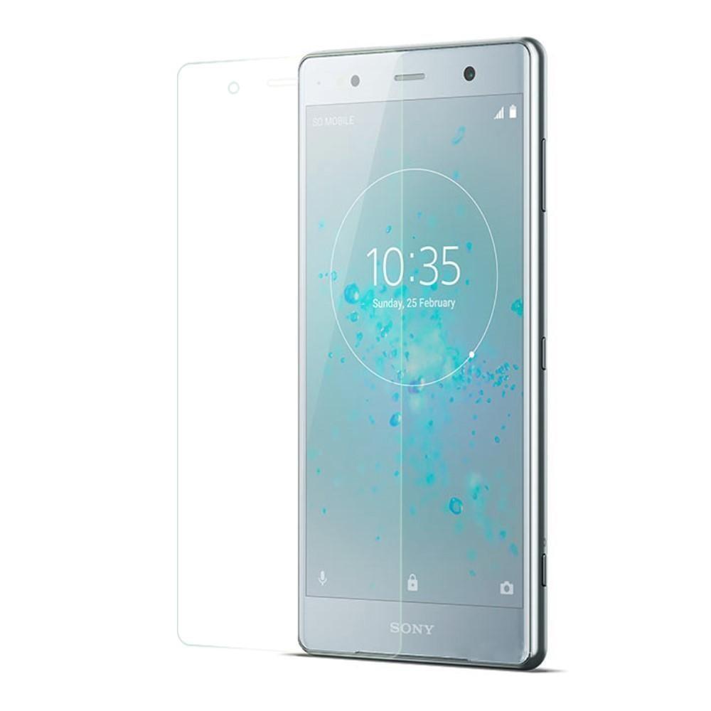 Härdat Glas 0.3mm Skärmskydd Sony Xperia XZ2 Premium