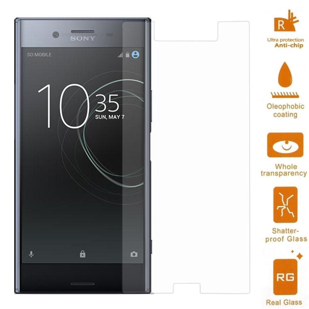 Härdat Glas 0.3mm Skärmskydd Sony Xperia XZ Premium