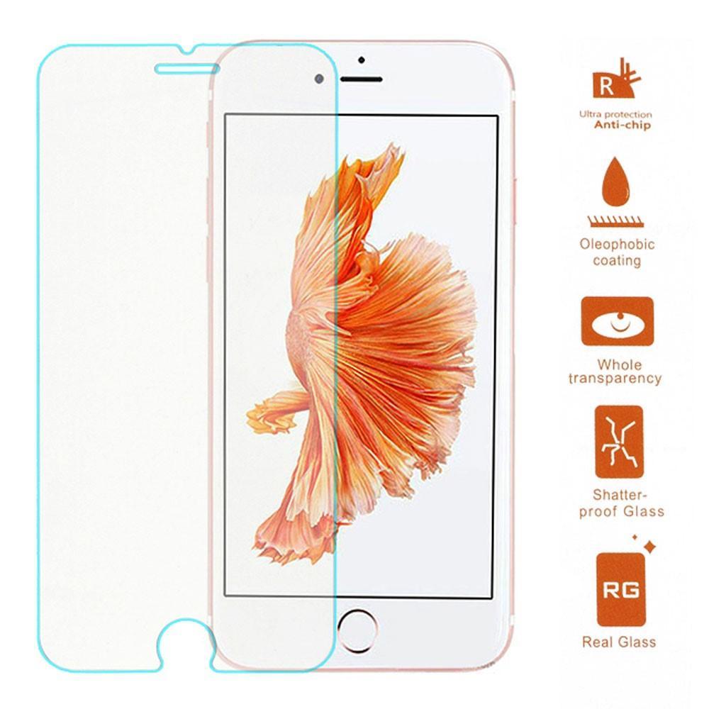 Härdat Glas 0.3mm Skärmskydd Apple iPhone 6/6S