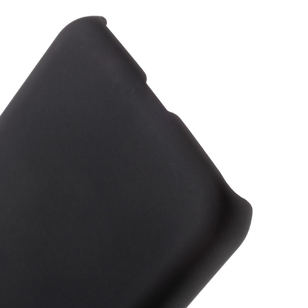 Hårdskal Gummerat Galaxy Xcover 4/4s svart