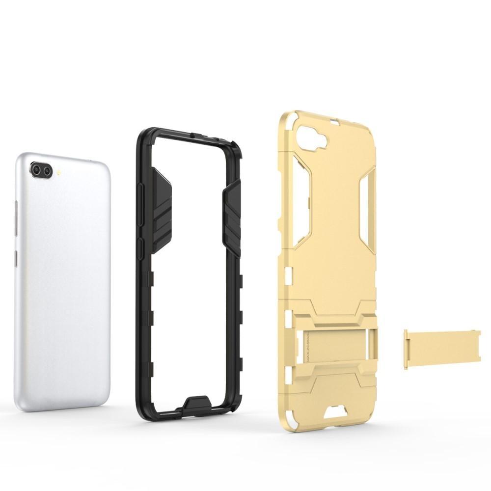 Hybridskal Tech Asus ZenFone 4 Max guld/svart