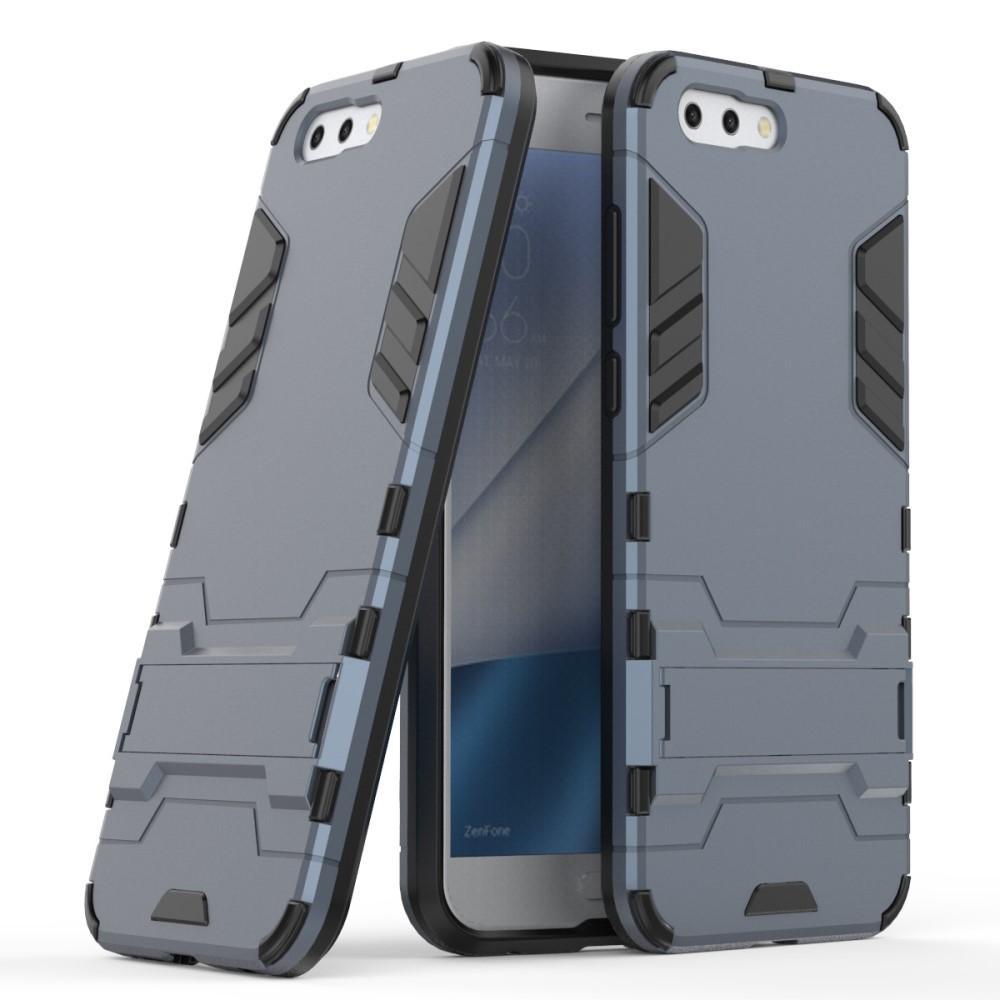 Hybridskal Tech Asus ZenFone 4 mörkblå/svart