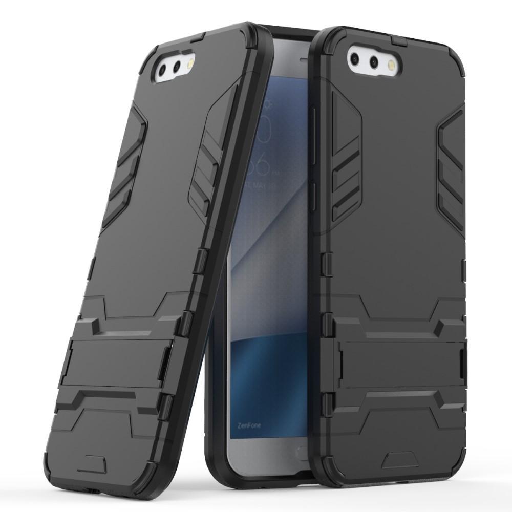 Hybridskal Tech Asus ZenFone 4 svart/svart