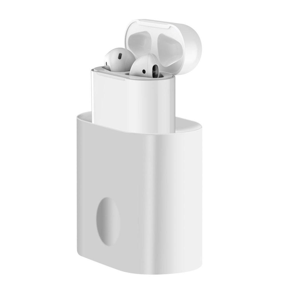 Laddningsställ Apple AirPods vit