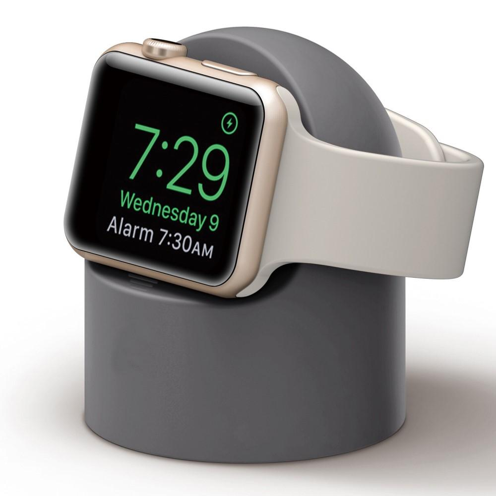 Laddningsställ Apple Watch grå
