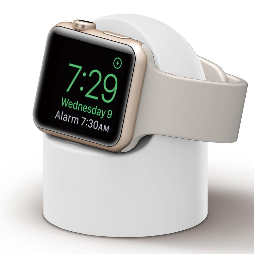 Laddningsställ Apple Watch vit