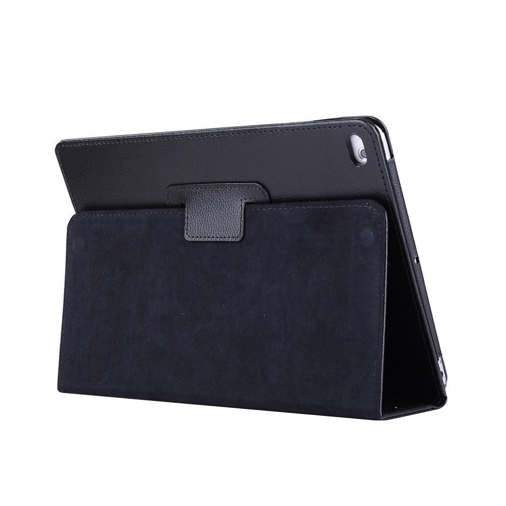 Läderfodral Apple iPad 9.7 svart