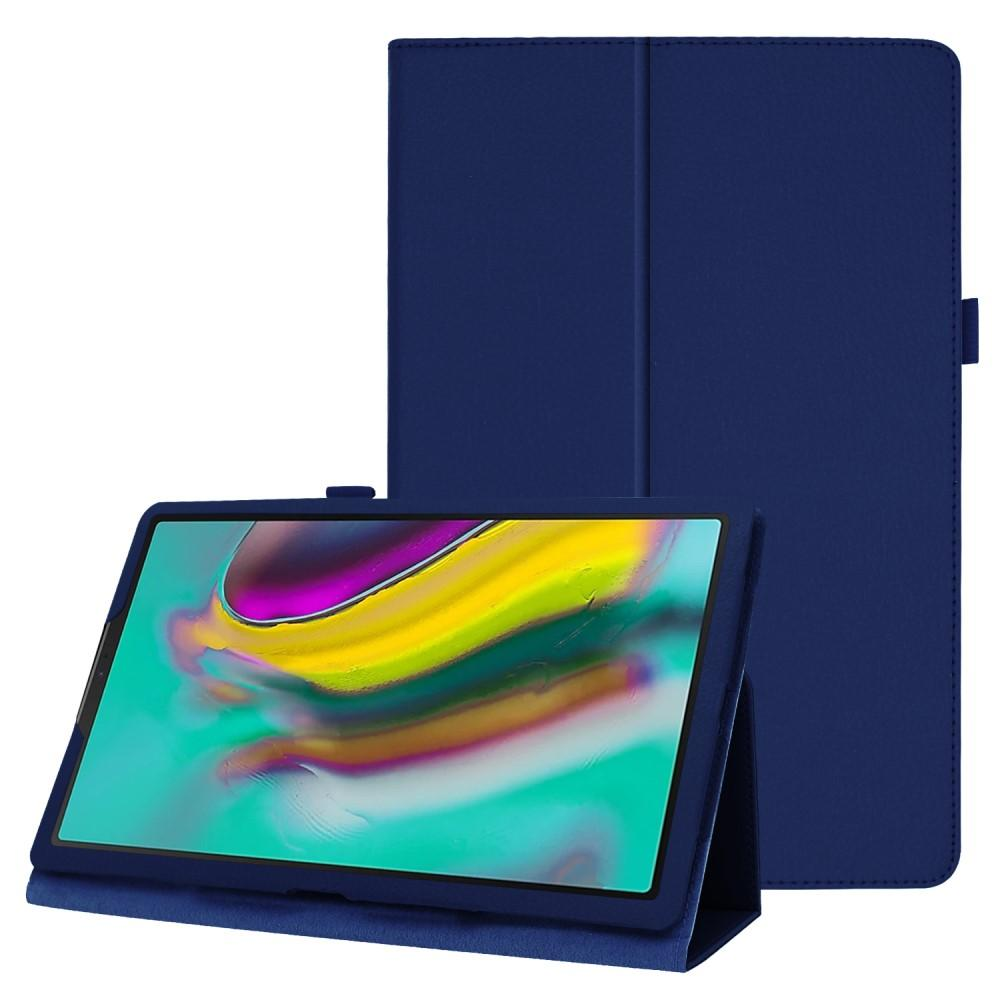 Läderfodral Samsung Galaxy Tab A 10.1 2019 blå